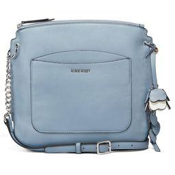 Nine West Women's Klarybel Swing Pack Shoulder Bag - Chambray   Walmart (US)