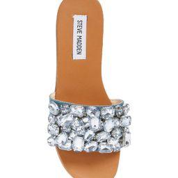 Brionna Embellished Slide Sandal   Nordstrom