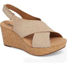 Annadel Eirwyn Wedge Sandal | Nordstrom