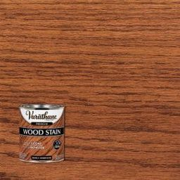 Varathane 1 qt. Early American Premium Fast Dry Interior Wood Stain-266163 - The Home Depot | The Home Depot