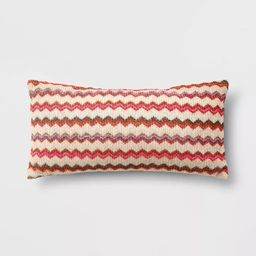 Chevron Throw Pillow Rainbow - Opalhouse™ | Target