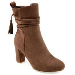 Journee Collection Zuri Women's Ankle Boots, Girl's, Size: Medium (11), Med Beige | Kohl's