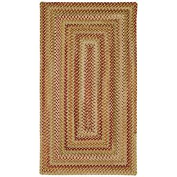 Capel Rugs - Manchester Concentric Rectangle Braided Rugs | Walmart (US)