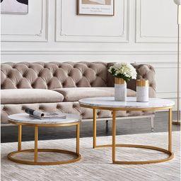 Pafford Frame 2 Nesting Coffee Table | Wayfair Professional
