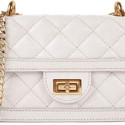 SG SUGU Small Quilted Crossbody Bag, Trendy Designer Shoulder Bag, Phone Wallet Purse for Women | Amazon (US)