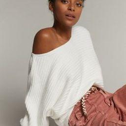 Irina Boat-Neck Sweater   Anthropologie (US)