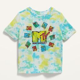 Unisex MTV&#153 Graphic Tie-Dye Tee for Toddler   Old Navy (US)
