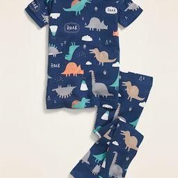 Unisex Dinosaur Pajama Set for Toddler & Baby   Old Navy (US)