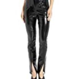 [BLANKNYC] Women's VINYL LEGGINGS Pants, -Dominatrix, 24   Amazon (US)