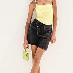 Crisscross Upsized Shorts | Shopbop