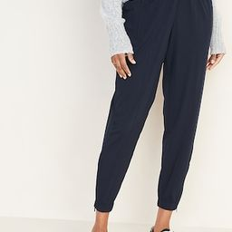 Mid-Rise StretchTech Jogger Pants for Women | Old Navy (US)
