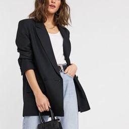 ASOS DESIGN perfect blazer black | ASOS (Global)