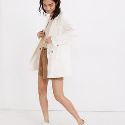 Caldwell Double-Breasted Blazer: Two Button Edition | Madewell