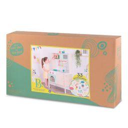 B. toys Wooden Play Kitchen - Mini Chef Kitchenette | Target