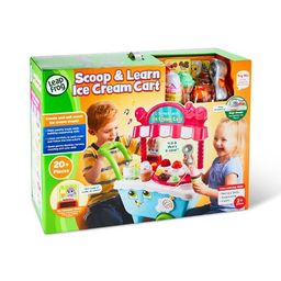 LeapFrog Scoop and Learn Ice Cream Cart | Target
