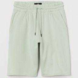 Regular Fit Sweatshorts | H&M (US)