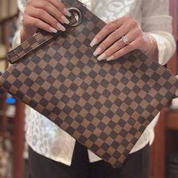 SAME DAY fast ship!  Wristlet Bag | Same Day Ship | High Quality | Travel | For Her | Dupe Bag | ... | Etsy (US)