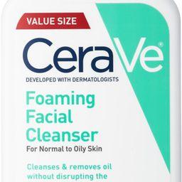 CeraVe Foaming Facial Cleanser | Ulta Beauty | Ulta