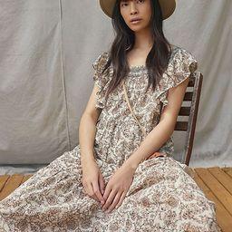Bonita Printed Midi Dress | Free People (US)