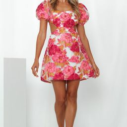 Answer Is Glamour Dress Fuchsia | Hello Molly