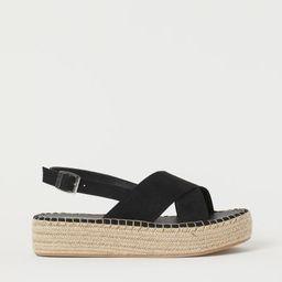 Platform Sandals | H&M (US)