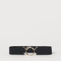 Elastic Waist Belt | H&M (US)