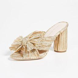 Penny Knot Slides   Shopbop