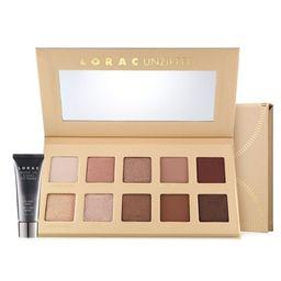 LORAC Unzipped Shimmer & Matte Eyeshadow Palette With Mini Eye Primer | Kohl's