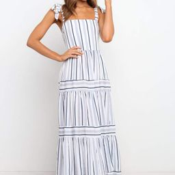 Gabek Dress - Blue | Petal & Pup (US)