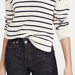 Jacques Pullover in Stripe   Shopbop