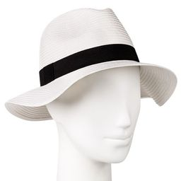 Women's Panama Hat - A New Day™ | Target