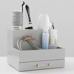 Elle Lacquer Hair Tools Organizer | Pottery Barn Teen