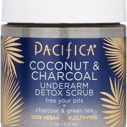 Pacifica Coconut & Charcoal Underarm Detox Scrub   Ulta Beauty   Ulta