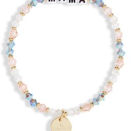 Mama Beaded Stretch Bracelet | Nordstrom