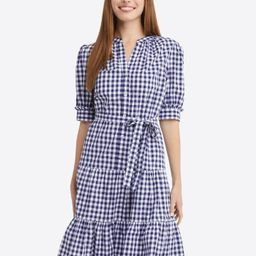 Loretta Shirt Dress in Gingham | Draper James (US)