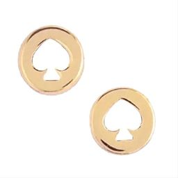 Kate Spade new york Spot the Spade Stud Earrings | Amazon (US)