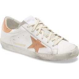 golden goose optic white sneakers | Nordstrom