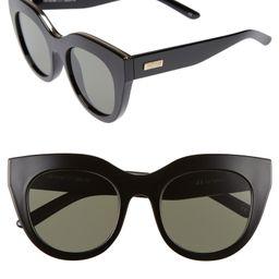 Le Specs Air Heart 51mm Sunglasses | Nordstrom | Nordstrom