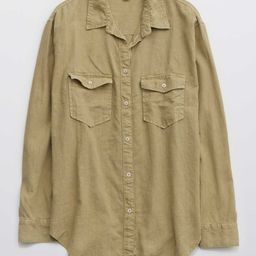 Aerie Adventure Shirt   American Eagle Outfitters (US & CA)