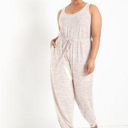 Soft Knit Jumpsuit | Eloquii