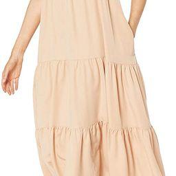 The Drop Women's Britt Tiered Maxi Tent Dress | Amazon (US)