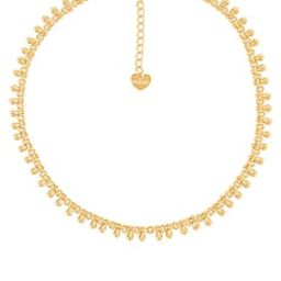 BRACHA Sway Necklace in Gold from Revolve.com | Revolve Clothing (Global)