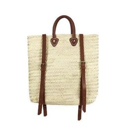 The Cinque Terra Straw Backpack   Sea Marie Designs