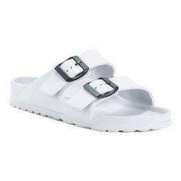 Double Buckle Slide Sandals   Women's Shoes   Marshalls   Marshalls