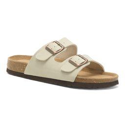Comfort Footbed Sandals   TJ Maxx