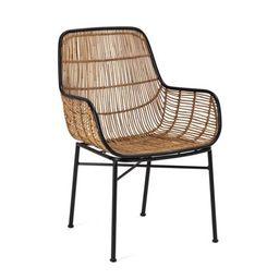 IMAX 15701 Carrera Woven Wicker Chair | Walmart (US)