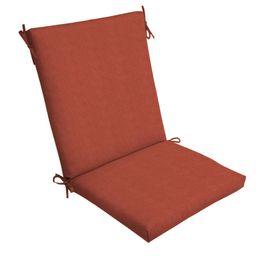 Sedona Woven Outdoor Chair Cushion Orange - Arden Selections | Target