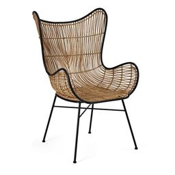 IMAX 15700 Acerra Woven Wicker Chair | Walmart (US)