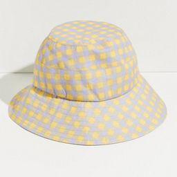 Kasi Plaid Bucket Hat   Free People (US)