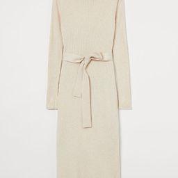 Rib-knit Dress   H&M (US)